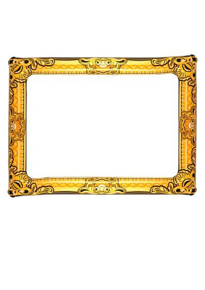 Opblaas foto frame