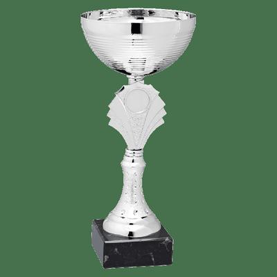 Zilveren trofee 19,00 cm