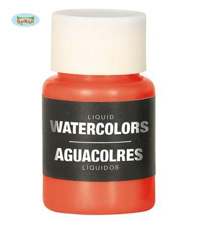 Body paint op waterbasis - rood