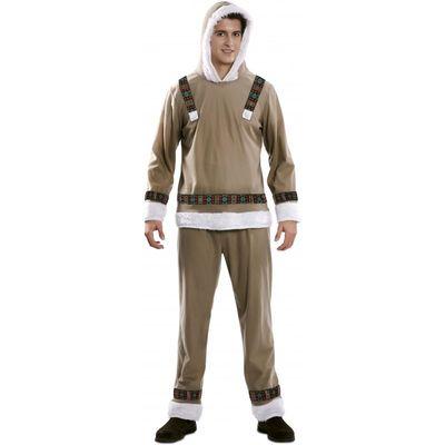 Eskimo kostuum heren