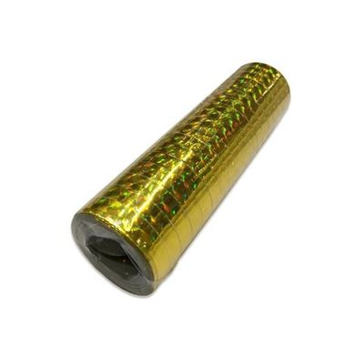 Foto van Serpentine holografisch goud