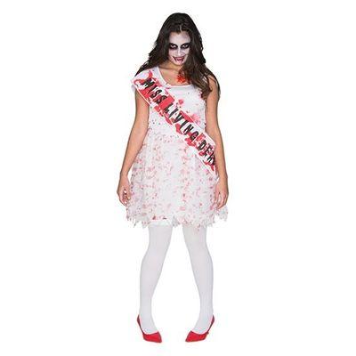 Miss zombie kostuum