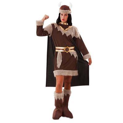 Viking kostuum dames