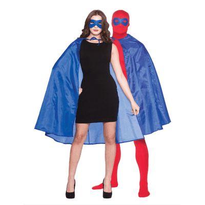 Foto van Cape superhelden blauw