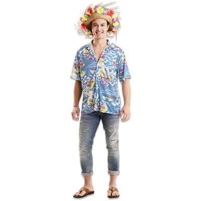 Foto van Hawaiiaans overhemd