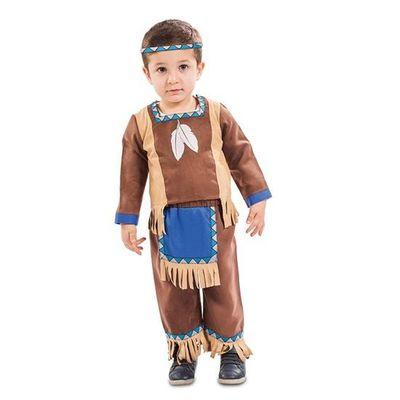 Indianen pakje baby
