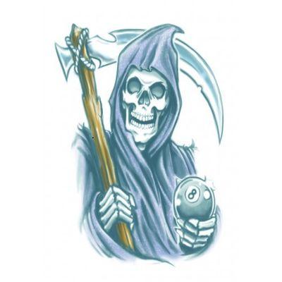 Neptattoo Grim Reaper