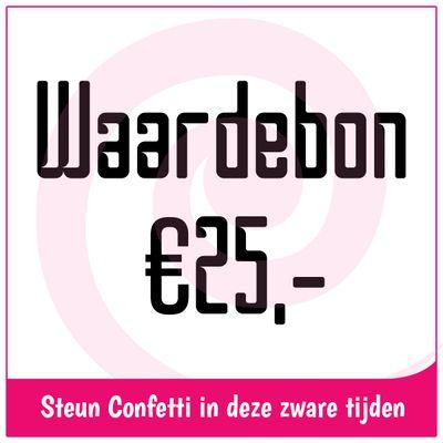 Foto van Waardebon € 25,-
