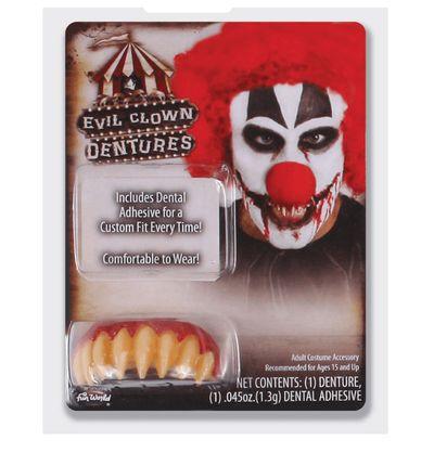 Killer clown tanden