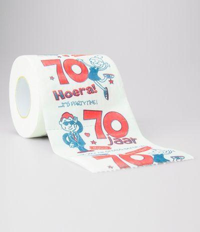 Wc papier 70 jaar