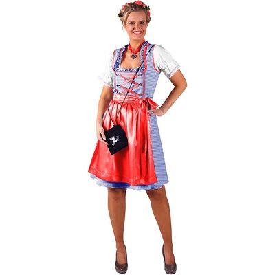 Dirndl jurk (grote maten) Sonja