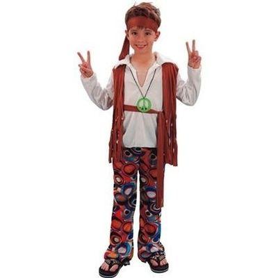 Hippie jongen outfit