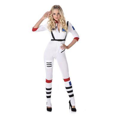 Foto van Astronautenpak dames luxe