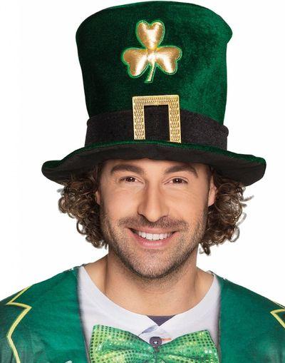 St. Patrick's day hoed