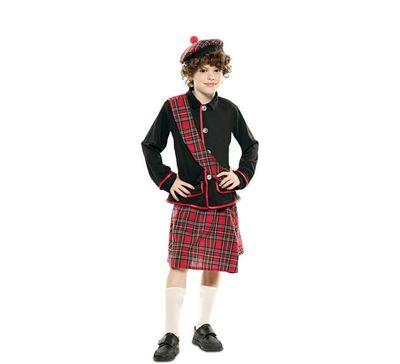Schots kostuum jongen