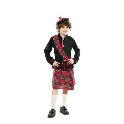 Foto van Schots kostuum jongen