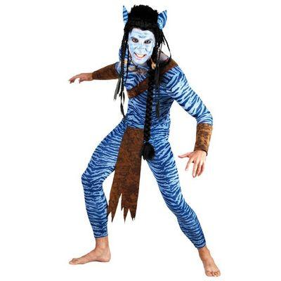 Foto van Avatar kostuum