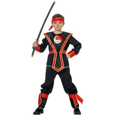 Foto van Ninja kostuum kind