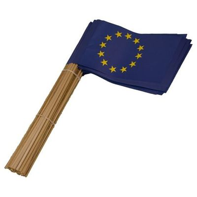 Zwaaivlaggetjes Europese Unie