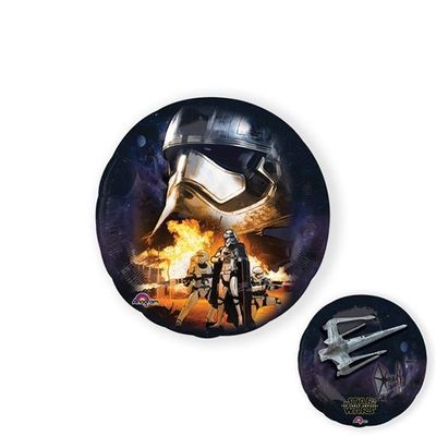 Foto van Folieballon Star Wars Supershape XL