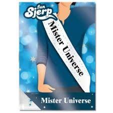 Foto van Sjerp Mister Universe