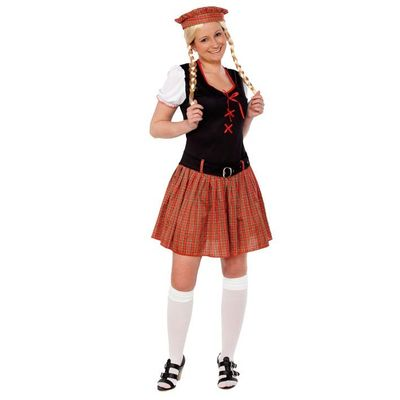 Schotse jurk