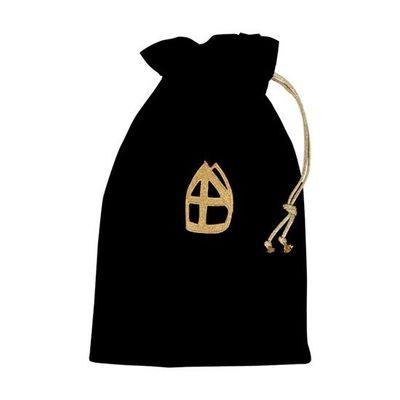 Strooizak luxe zwart