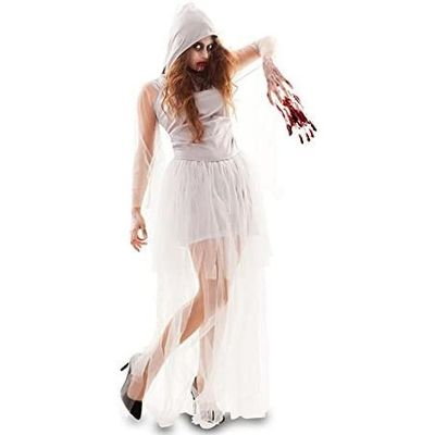 Foto van Zombie bruid kostuum