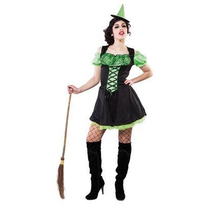 Heksen jurkje - groen