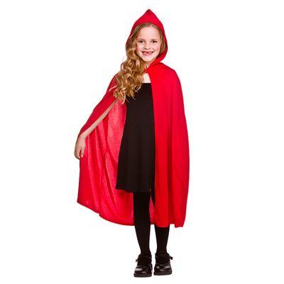 Foto van Rode cape kind
