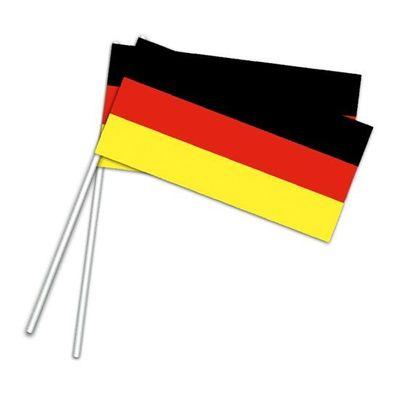 Foto van Zwaaivlaggetjes Duitsland