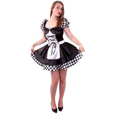 Dark Alice jurk