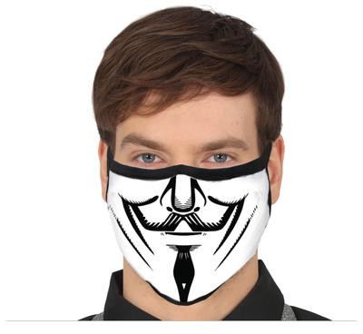 Mondkapje V for Vendetta