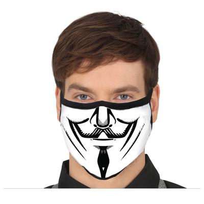 Foto van Mondkapje V for Vendetta