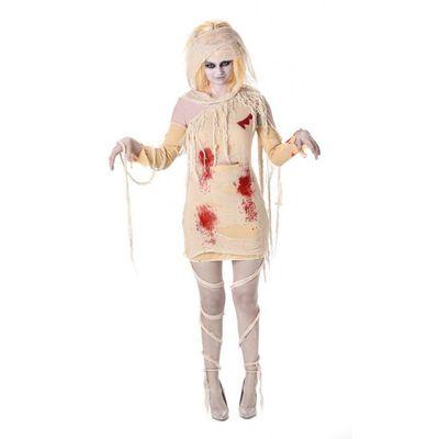 Foto van Mummie kostuum dames