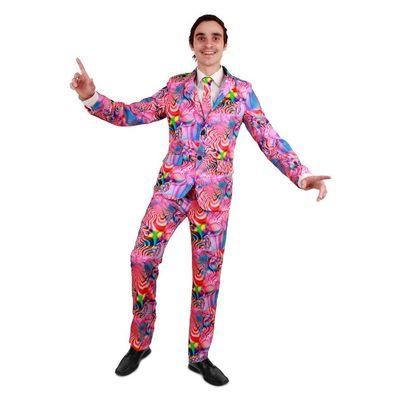 Foto van Disco kostuum 3-delig heren