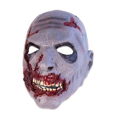 Masker gewonde zombie