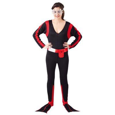 Foto van Duikers kostuum