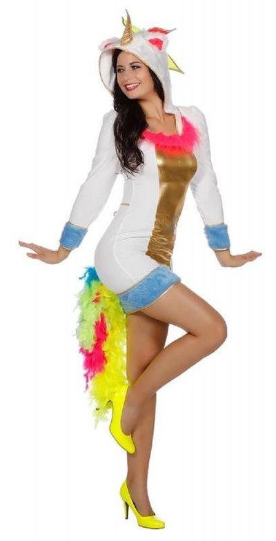Unicorn jurkje - Luxe