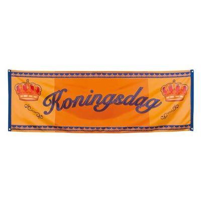 Banner Koningsdag