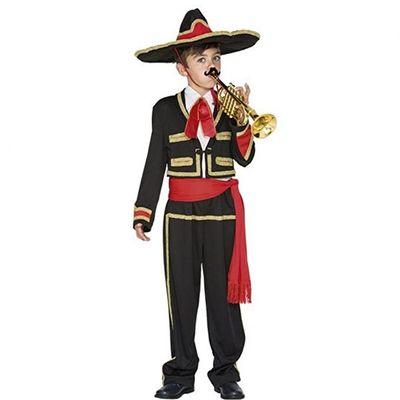 Mexicaans kostuum kind