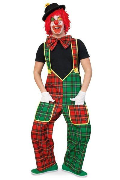 Tuinbroek Clown Limbo heren