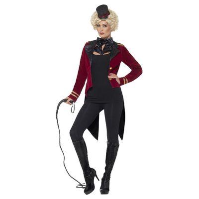 Foto van Circus temmer kostuum dames