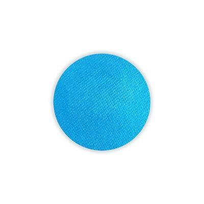 Superstar schmink waterbasis blauw shimmer (16gr)