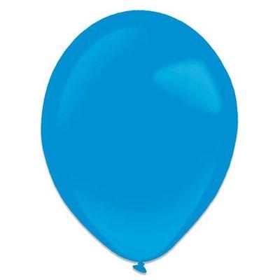 Ballonnen royal blue (35cm) 50st