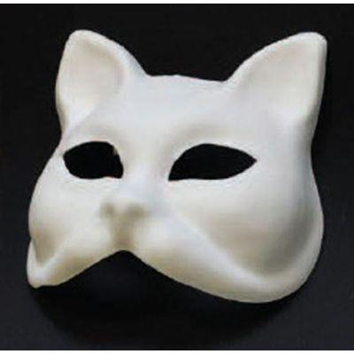 Foto van Venetiaans masker kat