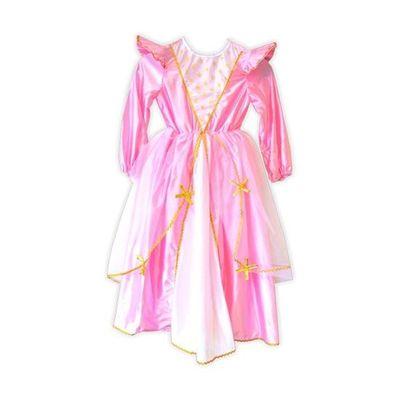 Roze jurk kind
