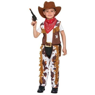 Foto van Cowboy kostuum peuter