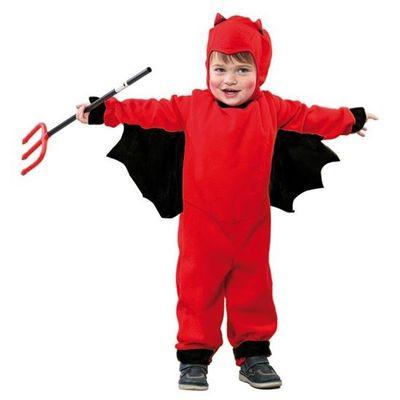 Foto van Duivel kostuum kind