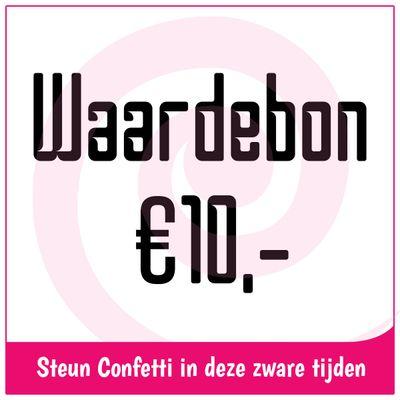Foto van Waardebon € 10,-